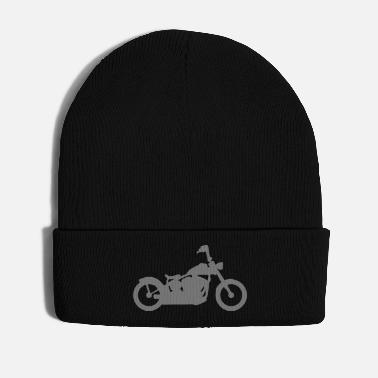 Large Motorcycle old large handlebar - Winter Hat