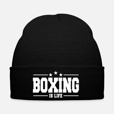 Kick Boxing boxing is life 1 - Bonnet d'hiver