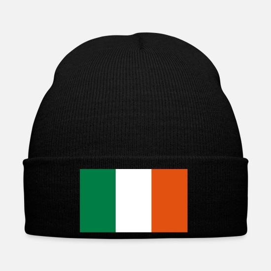 Northern Ireland Caps & Hats - ireland - Winter Hat black