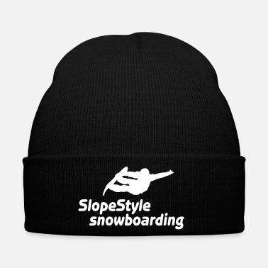 Sports slopestyle snowboarding i - Cappellino invernale