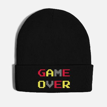 Gaming Game Over / Geek / Gaming / Gamer / Gamer / Player - Wintermütze