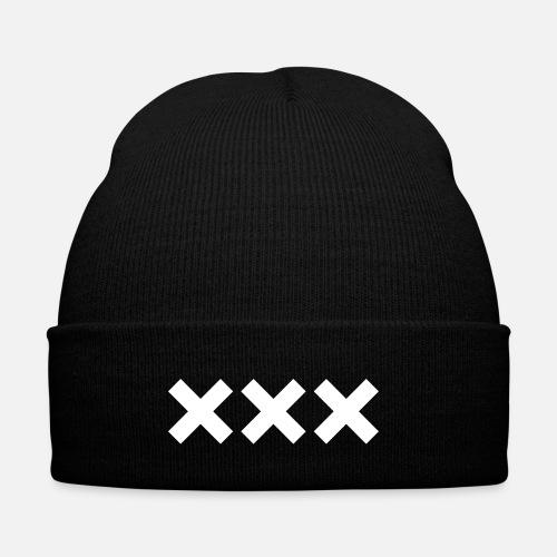 xxx - Amsterdam - Cappello invernale. Fronte 9f6657b0f211