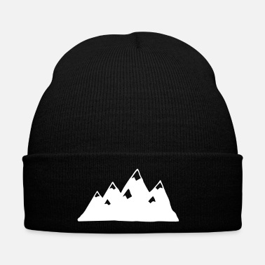 Ski Resort mountains - Winter Hat