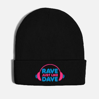 Jumpstyle Rave Just Like Dave - Cappello invernale