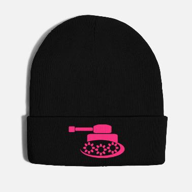 Lilac Pink Panzer - Winter Hat