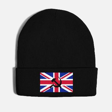Jack Hammer and Sickle Union Jack; Union Jack - Winter Hat