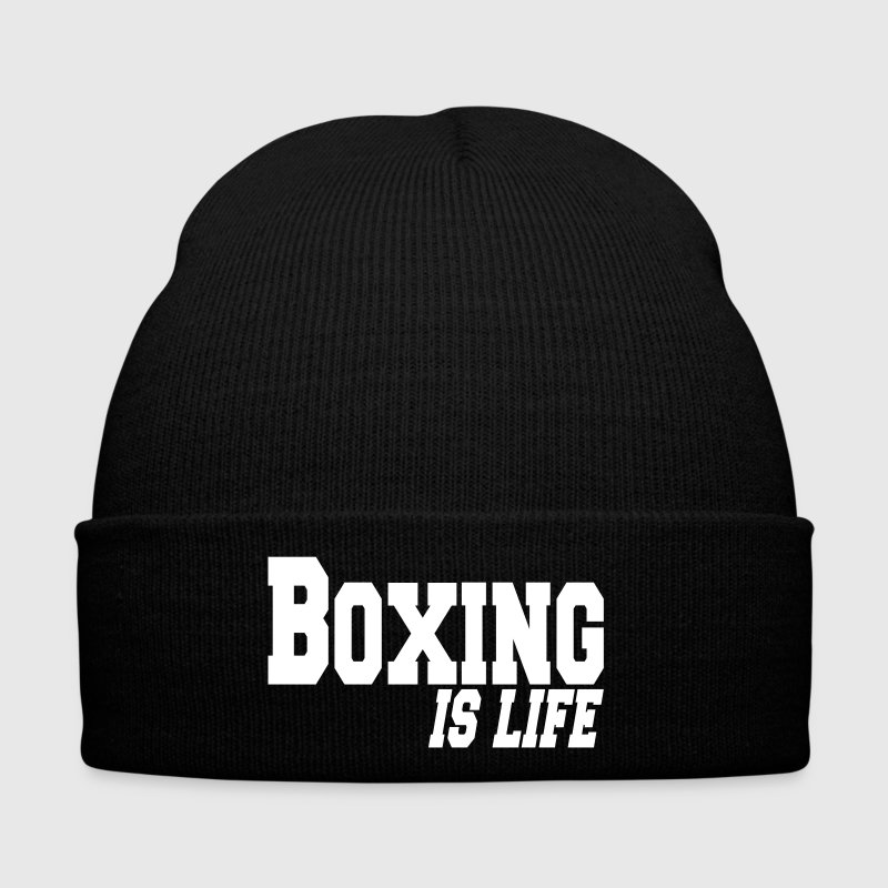 boxing is life - Wintermuts
