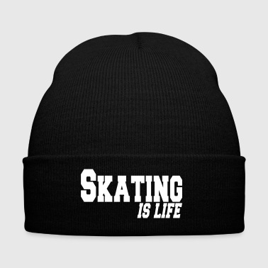 skating is life - Czapka zimowa