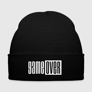 Game over deluxe - Cappellino invernale