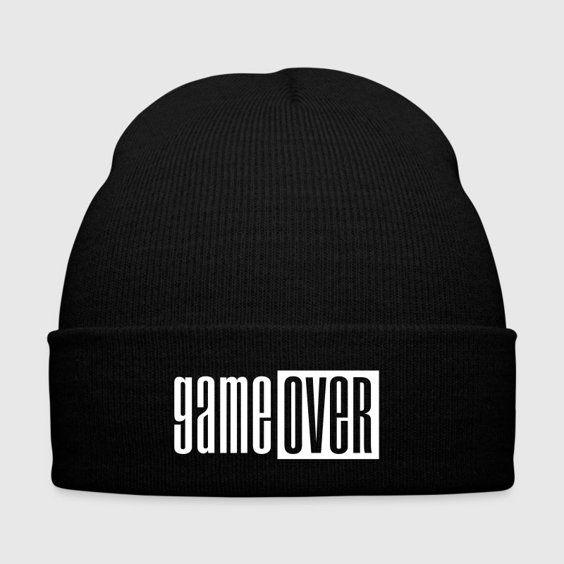 Game over deluxe - Bonnet d'hiver