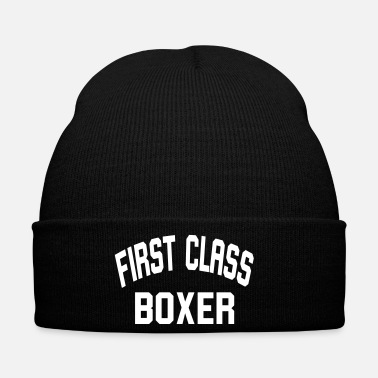 Punch First Class Boxer - Cappellino invernale