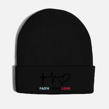 God faith_hope_love_2 - Winter Hat