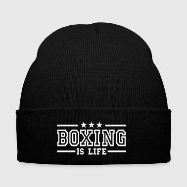 boxing is life deluxe - Bonnet d'hiver