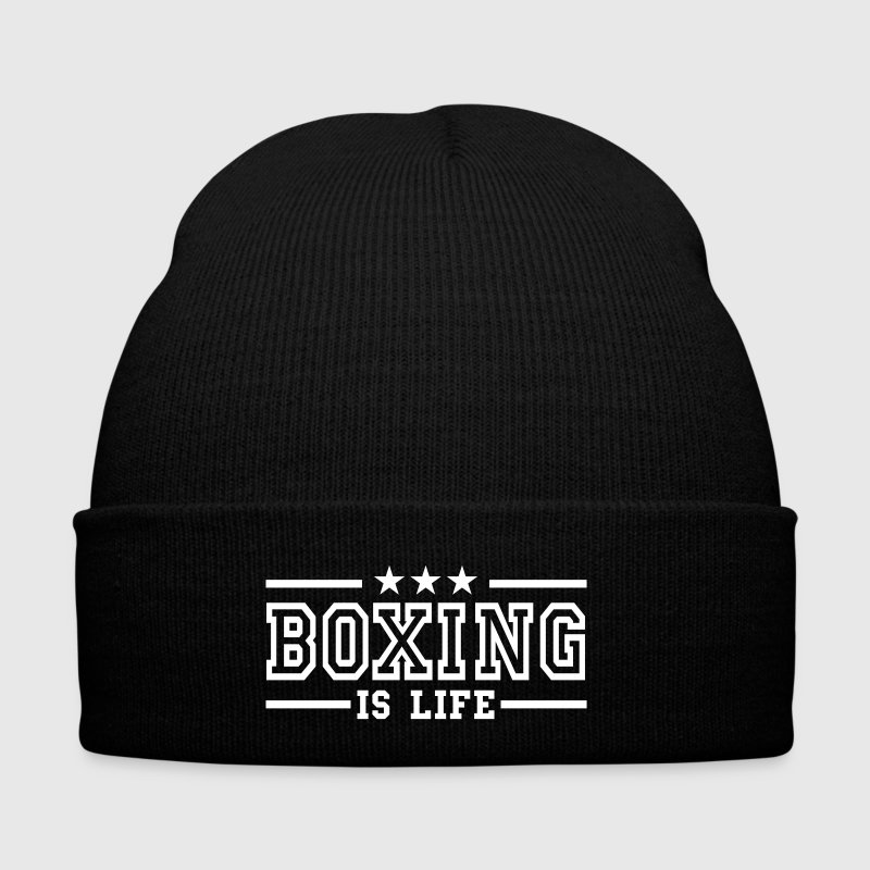 boxing is life deluxe - Winter Hat
