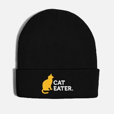 Macho Macho Quotes: Je mange des chats! - Bonnet