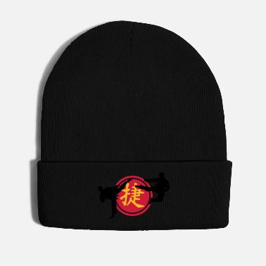 Chinois chinese_sign_victory_karate_a_3c - Bonnet