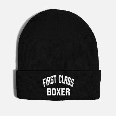 Knock Out First Class Boxer - Wintermütze