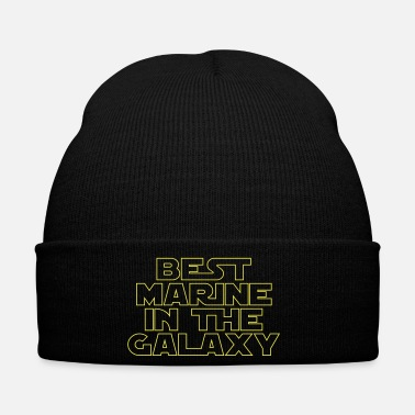 Marine Best Marine in the Galaxy - Cappellino invernale