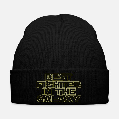 Jiujitsu Best Fighter in the Galaxy - Winter Hat