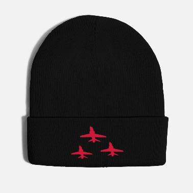 Display Red Arrows in Formation - Winter Hat