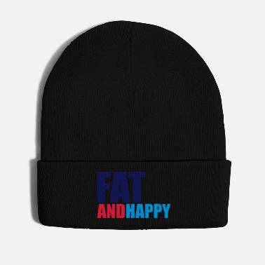 Fat Fat & Happy - Winter Hat