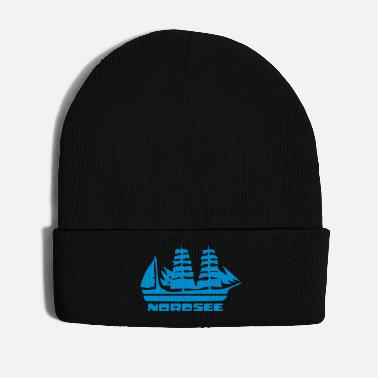 North Sea north sea sailing ship - Winter Hat