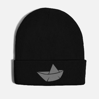 Paper paper boat - Winter Hat