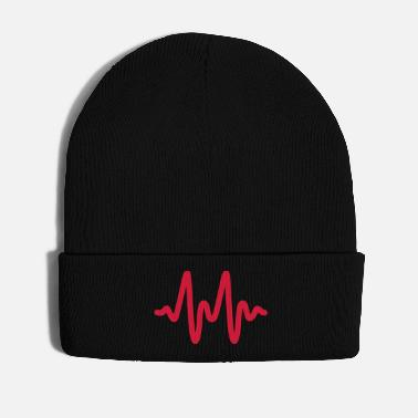 Heart heart rate - Winter Hat