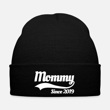 Mommy since 2019 pregnancy announcement mother - Winter Hat
