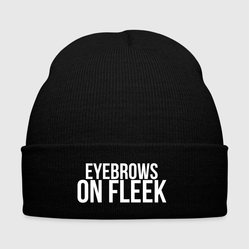 Eyebrows on fleek - Wintermuts