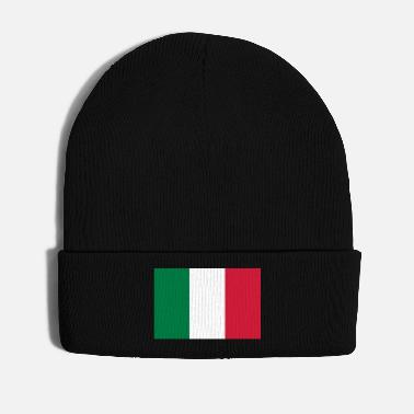 Italian National Flag Of Italy - Winter Hat