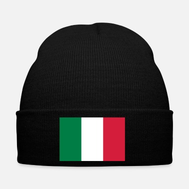National Flag Of Italy - Winter Hat