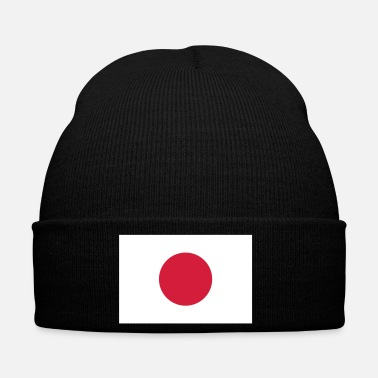 Osaka Drapeau national du Japon - Bonnet d'hiver