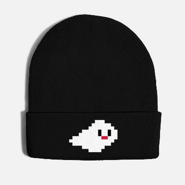 Ghost Pixel pixel ghost - Winter Hat