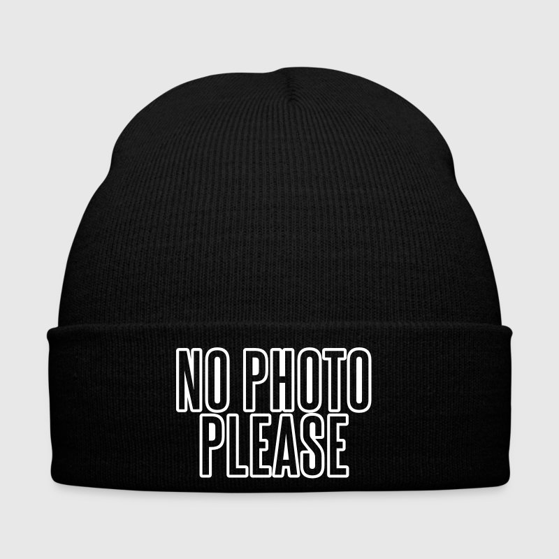 No photo please - Winter Hat
