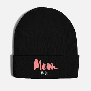 Mother-to-be MOM TO BE ... - Winter Hat