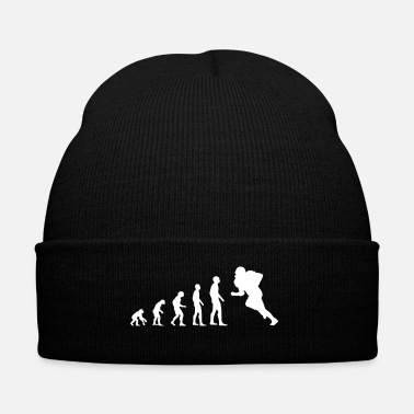 Football Américain Evolution du football - Bonnet d'hiver