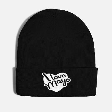 Love I Love Mayo with all my Heart! - Winter Hat