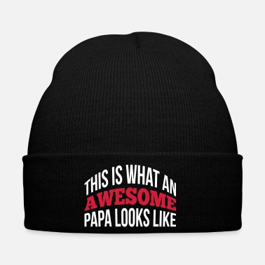 Grandad Papa - Winter Hat