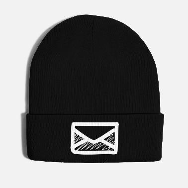 Postmark Old letter - Winter Hat