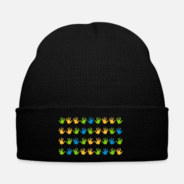 Against hands against racism resistance - Winter Hat