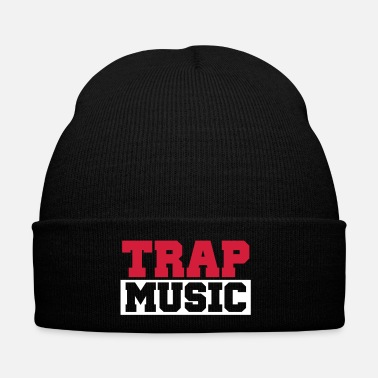 Heavy  TRAP MUSIC - BASS PARTY - Cappellino invernale