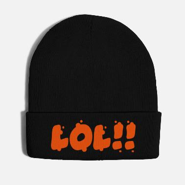 Laughing Out Lout lol - Winter Hat