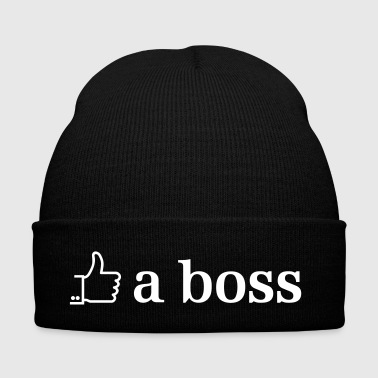 like a boss - Wintermütze