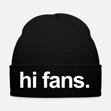 Fan Hallo fans - Wintermuts