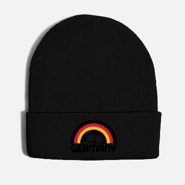 Sieg german rainbow soccer - Winter Hat