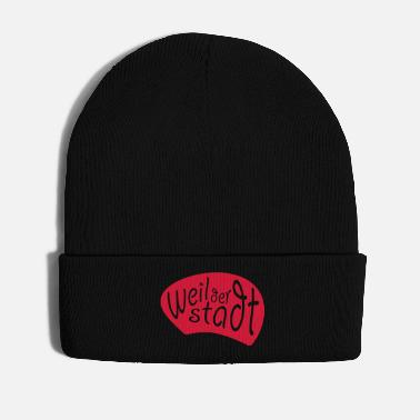 Metropolis Because the city - Winter Hat