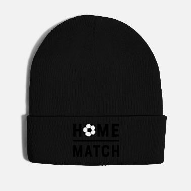 Match Soccer Match Home Match Soccer Soccer 2c - Winter Hat