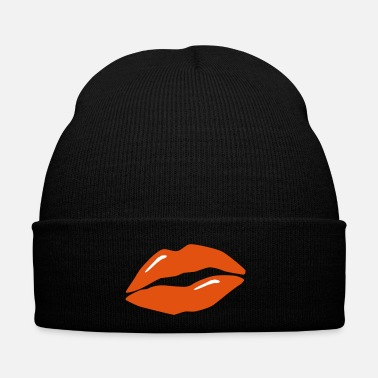 Kiss lips / kiss / mouth - Bonnet d'hiver