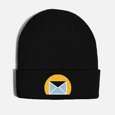 Postmark Letter - Winter Hat